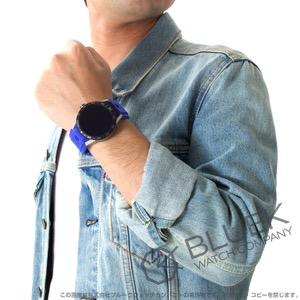 タグホイヤー コネクテッド クロノグラフ パワーリザーブ GMT 腕時計 メンズ TAG Heuer SAR8A80.FT6058