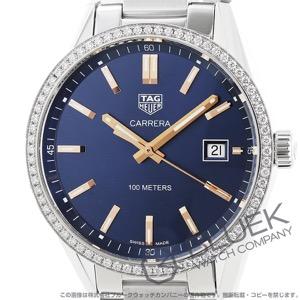 タグホイヤー カレラ ダイヤ 腕時計 ユニセックス TAG Heuer WAR1114.BA0601