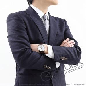 タグホイヤー カレラ グランドデイト GMT アリゲーターレザー 腕時計 メンズ TAG Heuer WAR5011.FC6291