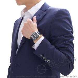 タグホイヤー モナコ アリゲーターレザー 腕時計 メンズ TAG Heuer WAW131A.FC6177
