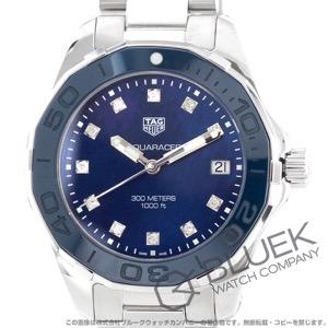 タグホイヤー アクアレーサー 300m防水 ダイヤ 腕時計 レディース TAG Heuer WAY131L.BA0748