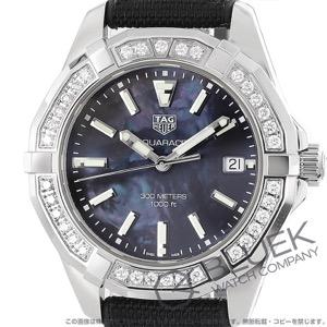 タグホイヤー アクアレーサー 300m防水 ダイヤ 腕時計 レディース TAG Heuer WAY131P.FT6092