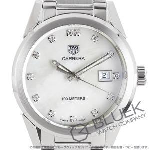 タグホイヤー カレラ ダイヤ 腕時計 レディース TAG Heuer WBG1312.BA0758
