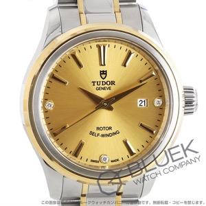 チューダー スタイル ダイヤ 腕時計 レディース TUDOR 12103