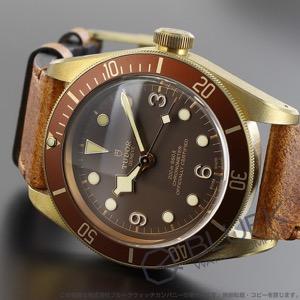 チューダー ヘリテージ ブラックベイ ブロンズ 腕時計 メンズ TUDOR 79250 BM
