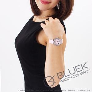 ティファニー アトラス サテンレザー 腕時計 レディース TIFFANY Z1300.11.11A31A41A