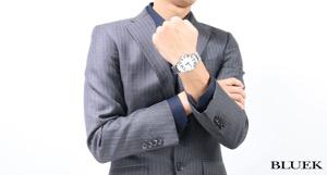 ティファニー アトラス ドーム ダイヤ 腕時計 メンズ TIFFANY Z1801.68.10B21A00A