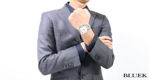 ティファニー アトラス ドーム 腕時計 メンズ TIFFANY Z1810.68.10A21A00A