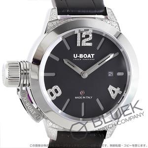 ユーボート クラシコ 40 ダイヤ 腕時計 メンズ U-BOAT 6950