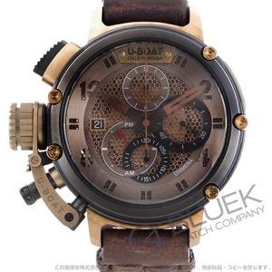 ユーボート キメラ ネット B&B 世界限定300本 クロノグラフ 腕時計 メンズ U-BOAT 8098