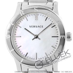 ヴェルサーチ アクロン ダイヤ 腕時計 レディース VERSACE VQA080017