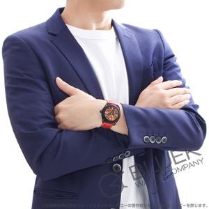 ヴィスコンティ ラヴァ エモーション 替えベルト付き 腕時計 メンズ VISCONTI KW13-01
