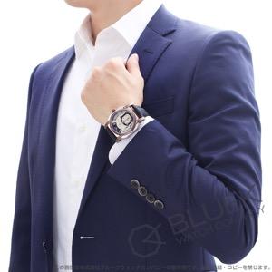 ヴィスコンティ 2スクエアード イメージ デュアルタイム アリゲーターレザー 世界限定250本 腕時計 メンズ VISCONTI W102-04-105-020