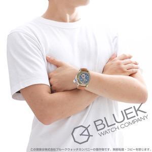 ヴィスコンティ グランドクルーズ 世界限定299本 デュアルタイム 腕時計 メンズ VISCONTI W110-01-143-1411