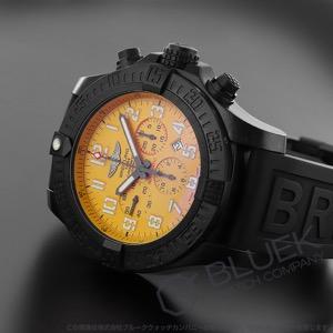 ブライトリング アベンジャー ハリケーン クロノグラフ 腕時計 メンズ BREITLING X114 I33 VRX