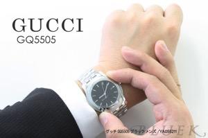 グッチ Gクラス 腕時計 メンズ GUCCI YA055211