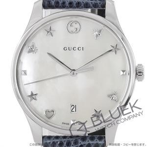 グッチ Gタイムレス リザードレザー 腕時計 レディース GUCCI YA1264049