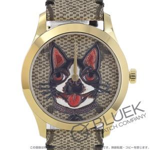 グッチ Gタイムレス ボスコ&オルソ 腕時計 ユニセックス GUCCI YA1264057