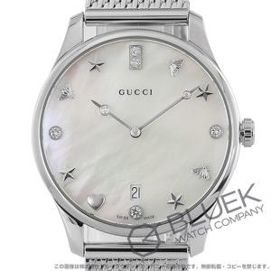 グッチ Gタイムレス ダイヤ 腕時計 レディース GUCCI YA1264094