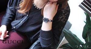 グッチ 1921 腕時計 レディース GUCCI YA130402