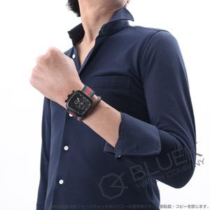 グッチ グッチクーペ クロノグラフ 腕時計 メンズ GUCCI YA131202