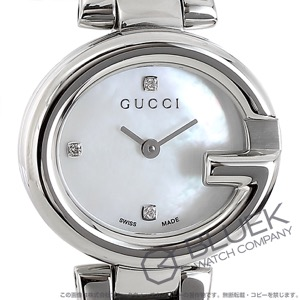 グッチ グッチッシマ ダイヤ 腕時計 レディース GUCCI YA134504