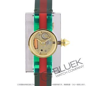 グッチ ヴィンテージ ウェブ スケルトン 腕時計 レディース GUCCI YA143505