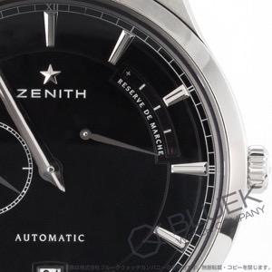 ゼニス エリート キャプテン パワーリザーブ アリゲーターレザー 腕時計 メンズ Zenith 03.2122.685/21.C493