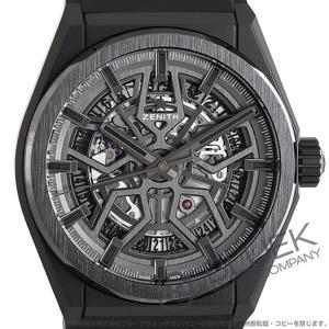 ゼニス デファイ クラシック スケルトン 腕時計 メンズ Zenith 49.9000.670/77.R782