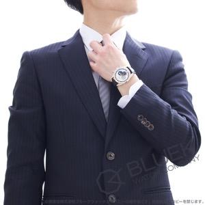 ゼニス エル プリメロ クロノマスター 36000VpH クロノグラフ アリゲーターレザー 腕時計 メンズ Zenith 51.2080.400/69.C494