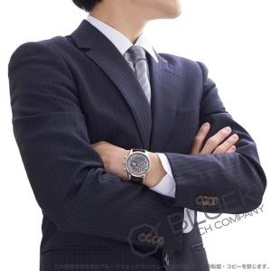 ゼニス エル プリメロ クロノマスター フルオープン クロノグラフ アリゲーターレザー 腕時計 メンズ Zenith 51.2151.400/78.C810