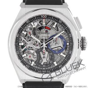ゼニス デファイ エル プリメロ 21 クロノグラフ パワーリザーブ 腕時計 メンズ Zenith 95.9000.9004/78.R782