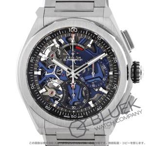 ゼニス デファイ エル プリメロ 21 クロノグラフ パワーリザーブ 腕時計 メンズ Zenith 95.9002.9004/78.M9000