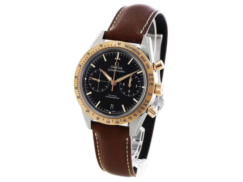 SPEEDMASTER '57 CO-AXIAL CHRONOGRAPH 41.5 MM 331.22.42.51.01.001