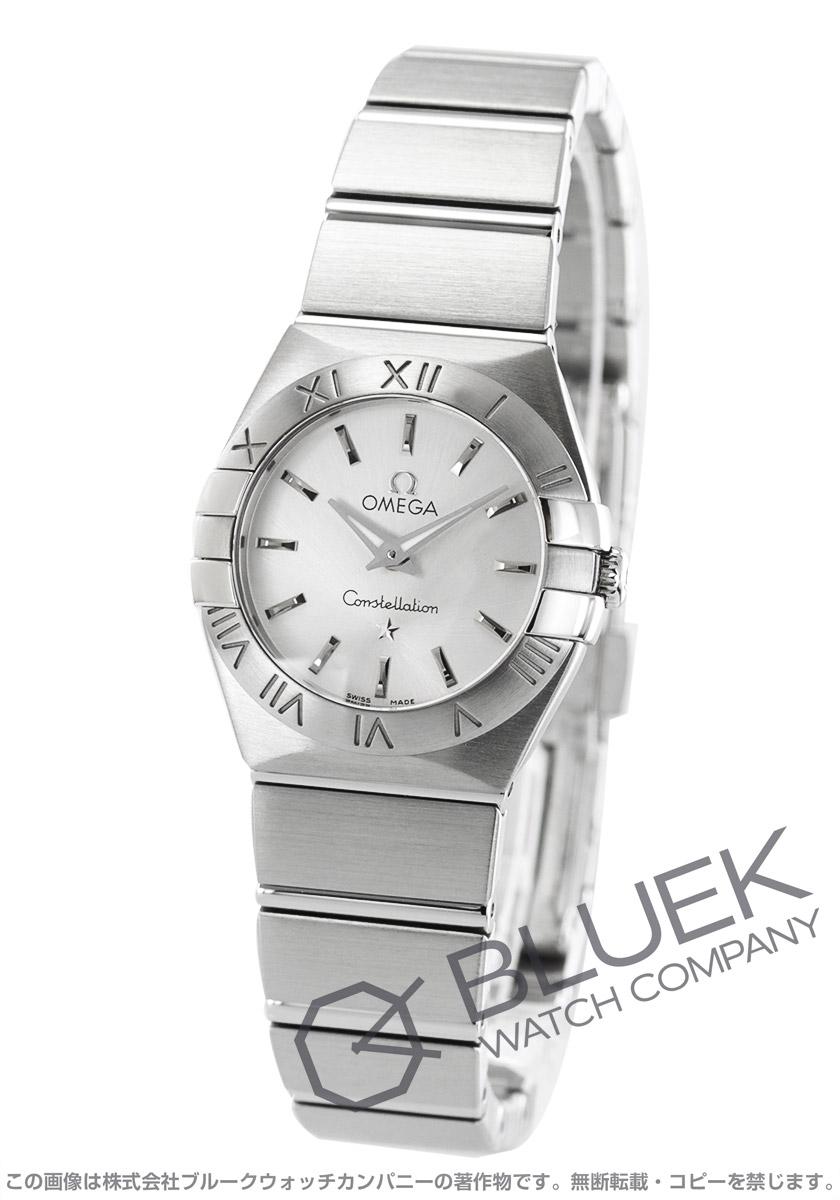 オメガ コンステレーション ブラッシュ 腕時計 レディース OMEGA 123.10.24.60.02.001