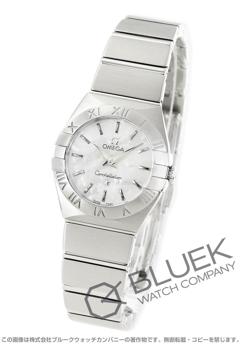オメガ コンステレーション ブラッシュ 腕時計 レディース OMEGA 123.10.24.60.05.001