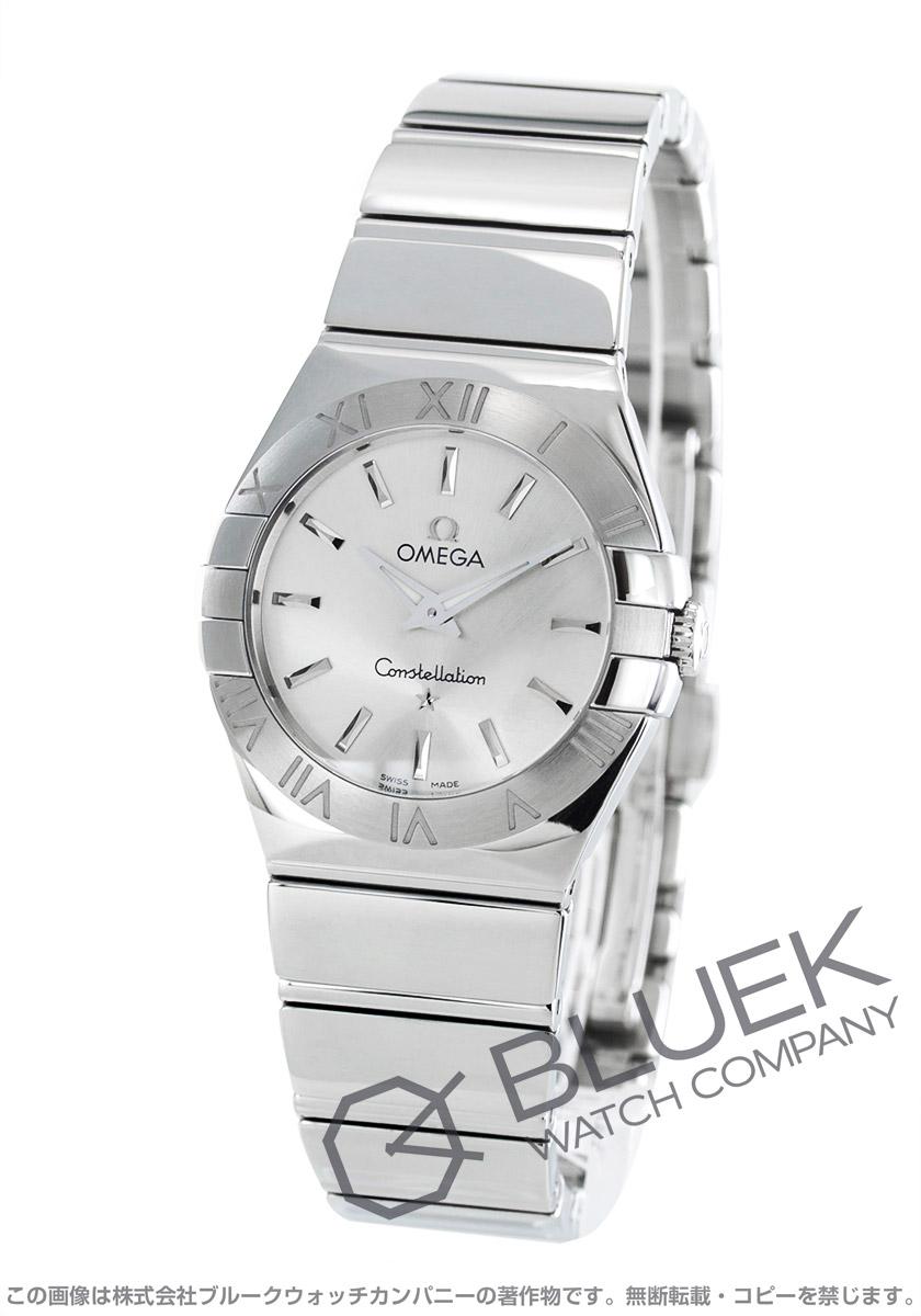 newest 5b081 868ef オメガ コンステレーション ポリッシュ 腕時計 レディース OMEGA ...