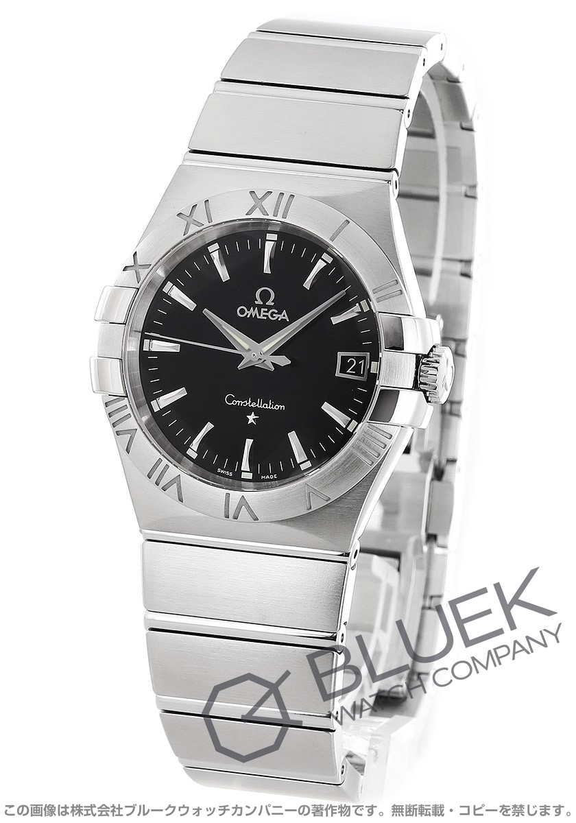 pretty nice 8d9fb d4a89 オメガ コンステレーション ブラッシュ 腕時計 メンズ OMEGA 123.10.35.60.01.001_8