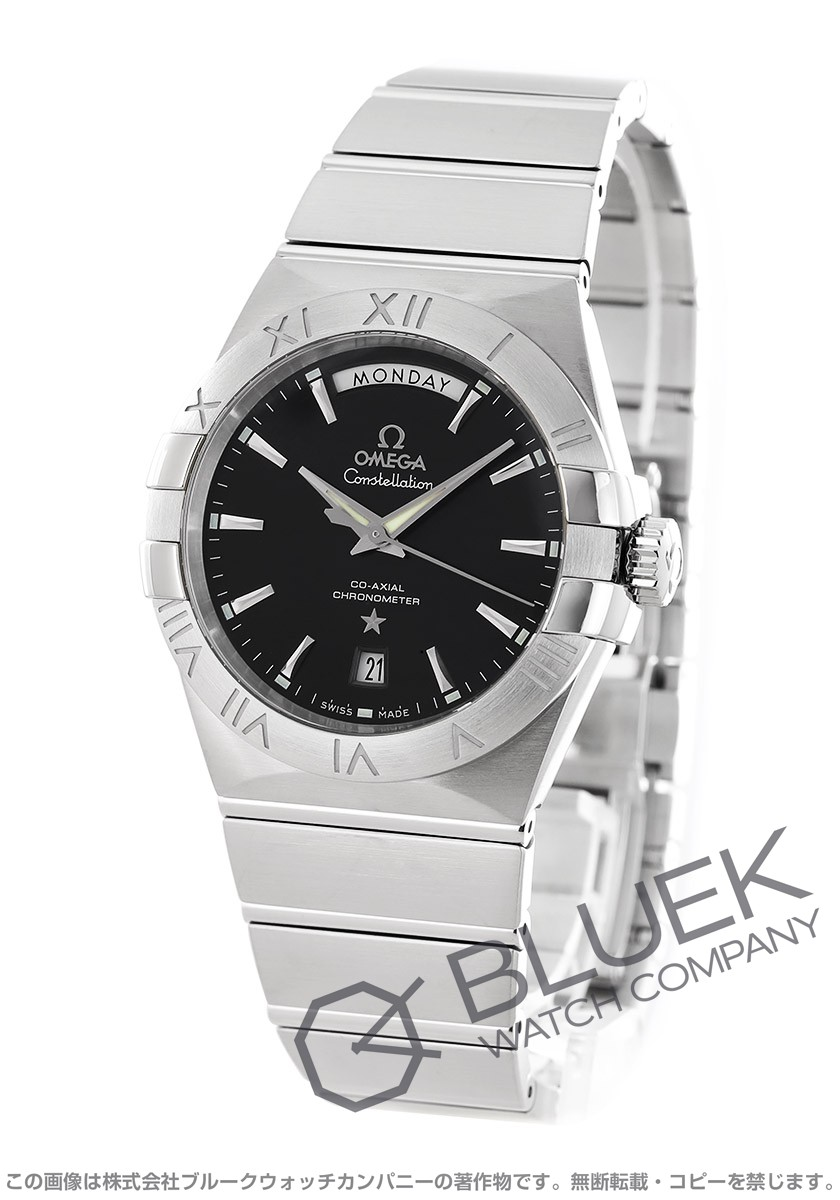 49096d41da オメガ コンステレーション 腕時計 メンズ OMEGA 123.10.38.22.01.001_8 ...
