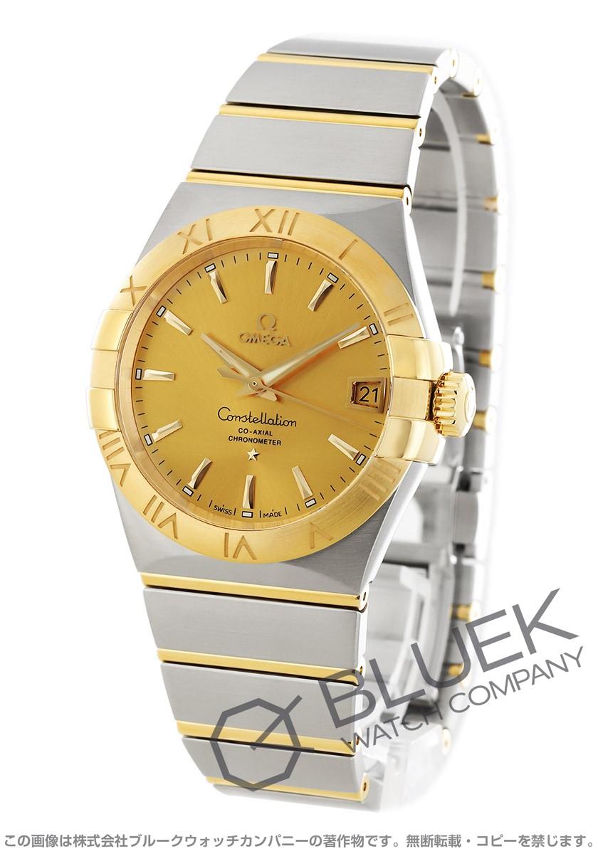 オメガ コンステレーション ブラッシュ 腕時計 メンズ OMEGA 123.20.38.21.08.001