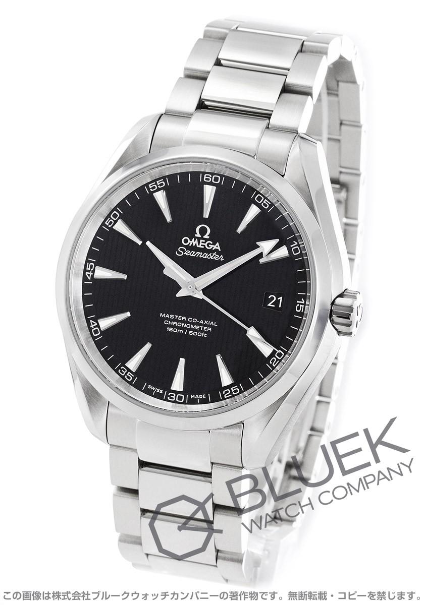 オメガ シーマスター アクアテラ マスターコーアクシャル 腕時計 メンズ OMEGA 231.10.42.21.01.003