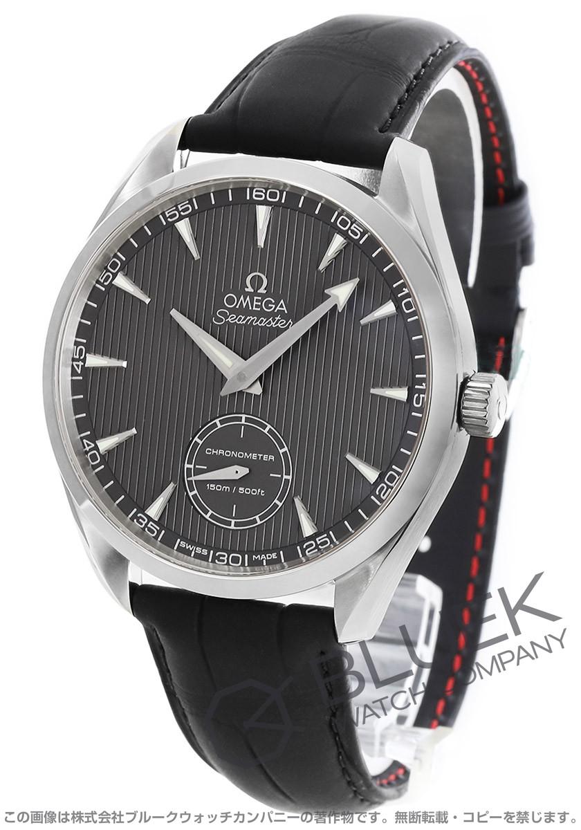 オメガ シーマスター アクアテラ アリゲーターレザー 腕時計 メンズ OMEGA 231.13.49.10.06.001