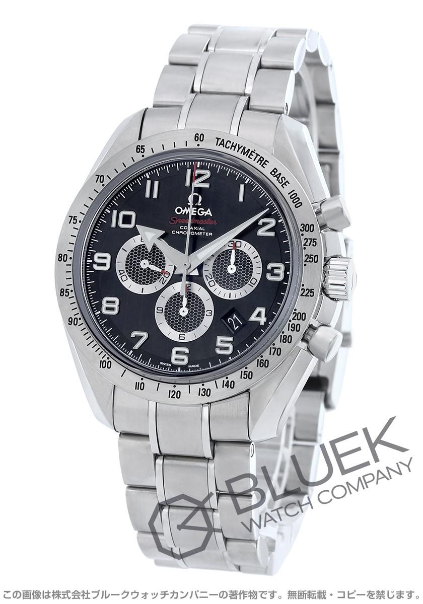オメガ スピードマスター ブロードアロー クロノグラフ 腕時計 メンズ OMEGA 321.10.44.50.01.001