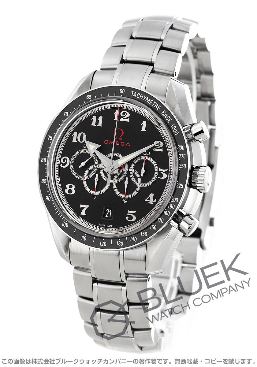オメガ スピードマスター スペシャリティーズ オリンピック タイムレス コレクション クロノグラフ 腕時計 メンズ OMEGA 321.30.44.52.01.002