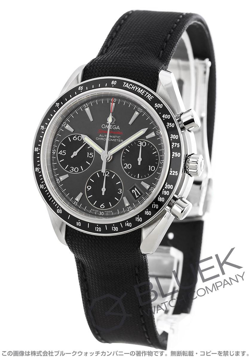 オメガ スピードマスター デイト クロノグラフ 腕時計 メンズ OMEGA 323.32.40.40.06.001