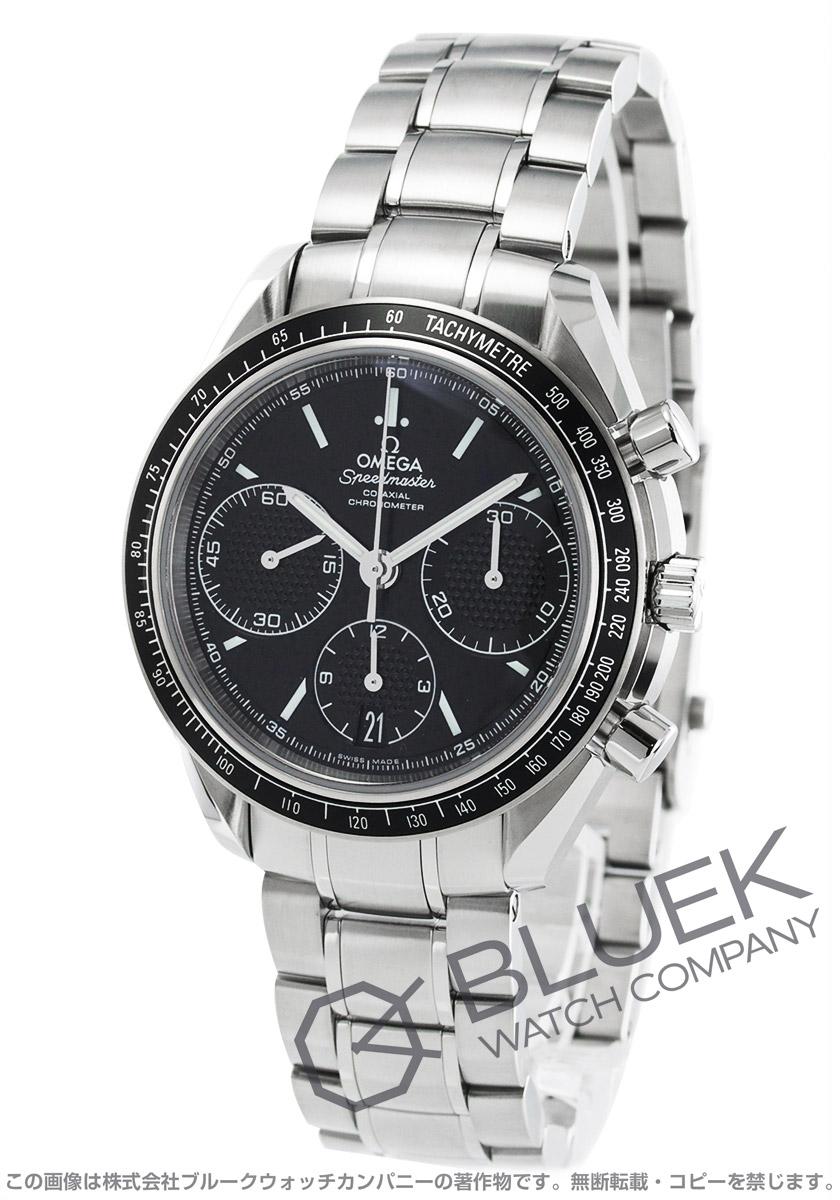 オメガ スピードマスター レーシング クロノグラフ 腕時計 メンズ OMEGA 326.30.40.50.01.001