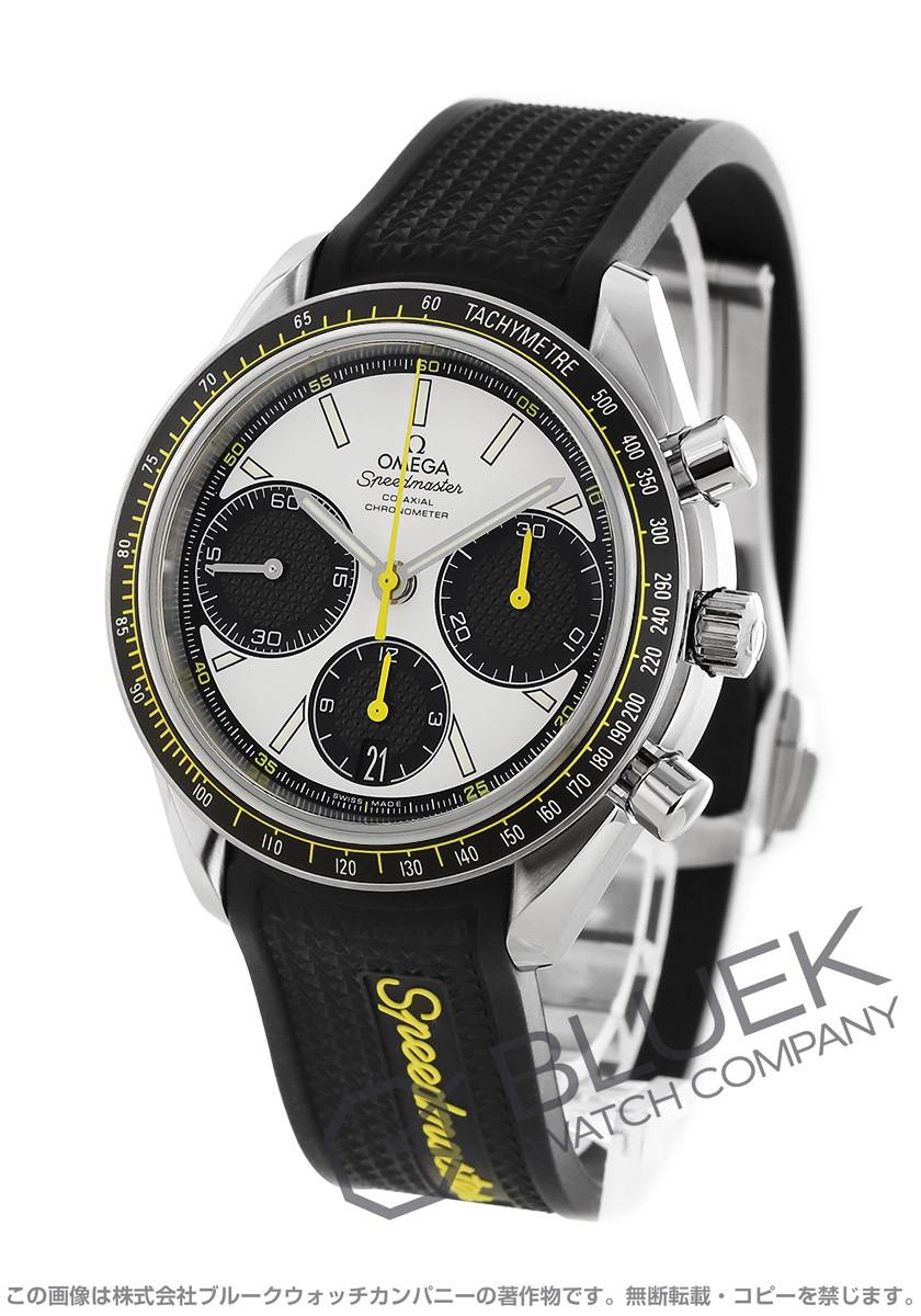 オメガ スピードマスター レーシング クロノグラフ 腕時計 メンズ OMEGA 326.32.40.50.04.001
