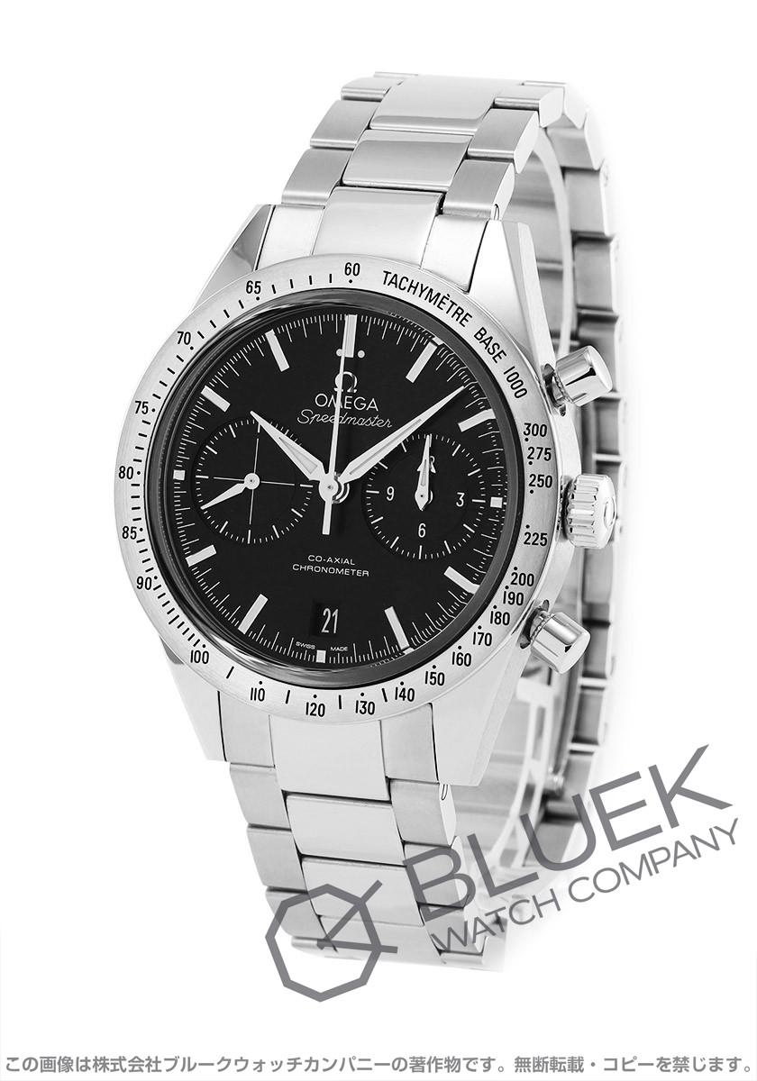 c1e86830044d オメガ スピードマスター 57 クロノグラフ 腕時計 メンズ OMEGA 331.10.42.51.01.001