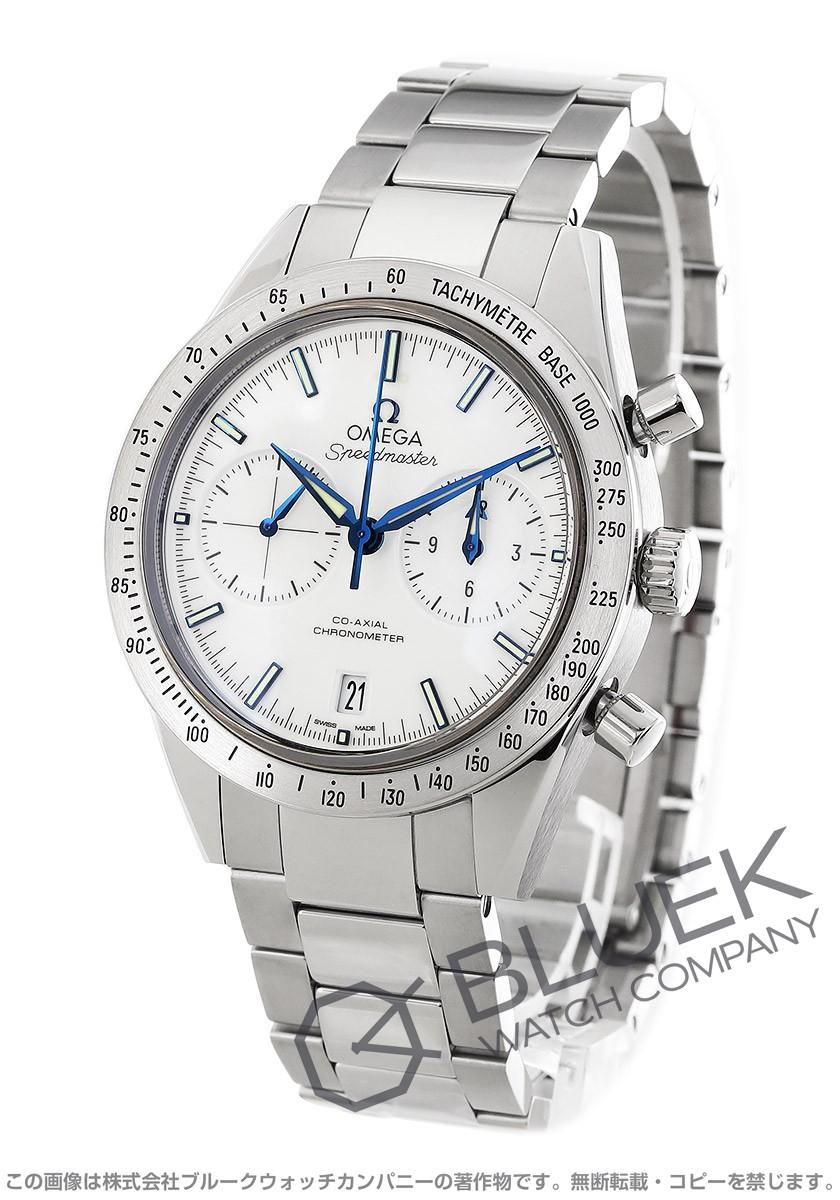 f6291b940bb1 オメガ スピードマスター 57 クロノグラフ 腕時計 メンズ OMEGA 331.90.42.51.04.001