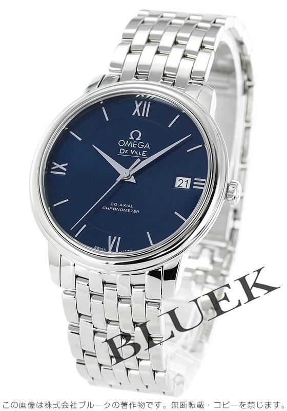 pretty nice 54f9b 1e1b5 オメガ デビル プレステージ 腕時計 メンズ OMEGA 424.10.37.20 ...